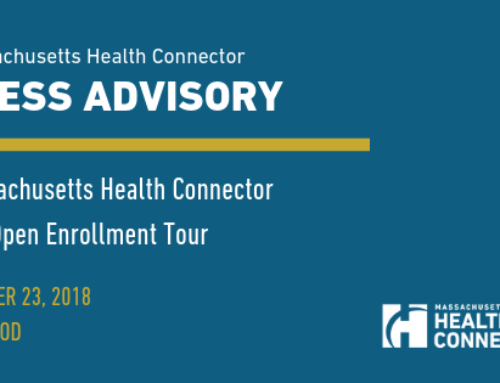 Massachusetts Health Connector Pre-Open Enrollment Tour Visits Cape Cod