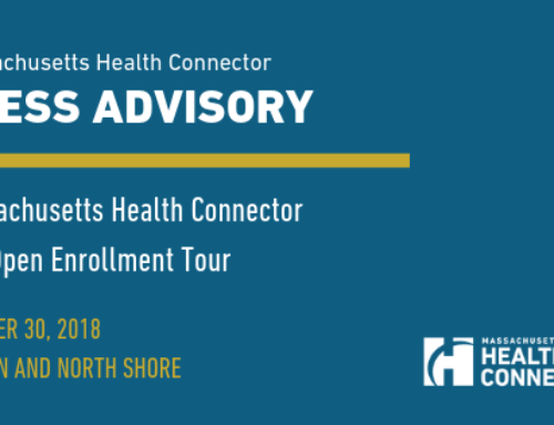 Massachusetts Health Connector Pre-Open Enrollment Tour Visits Boston and North Shore
