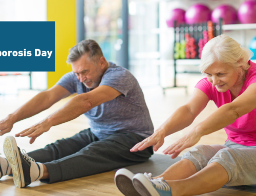 World Osteoporosis Day: Three Top Exercises to Do with Osteoporosis