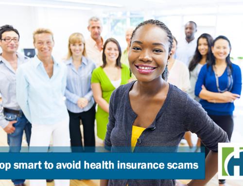 Consumer Alert: Shop smart to avoid health insurance scams