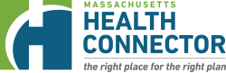 Massachusetts Health Connector Retina Logo