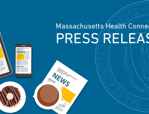 Open Enrollment begins through Massachusetts Health Connector