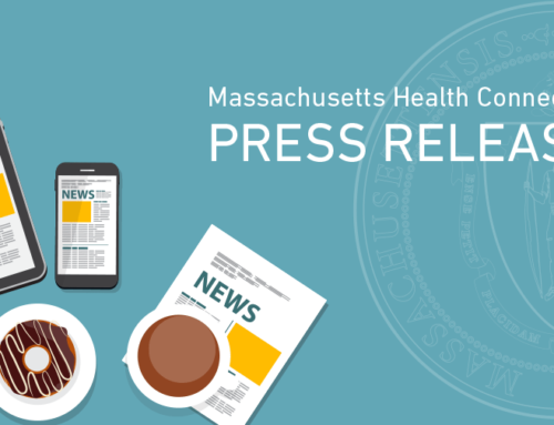 Massachusetts residents have until Dec. 23 to get covered and #StayCovered for Jan. 1, 2019, coverage