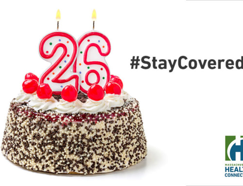 Turning 26? What you need to know to #StayCovered